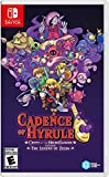Cadence of Hyrule Crypt of The Necrodancer Featuring The Legend of Zelda(輸入版:北米)- Switch