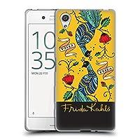 Official Frida Kahlo ミラー ピーコック ソフトジェルケース Sony Xperia X / X Dual