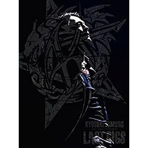 KYOSUKE HIMURO THE COMPLETE FILM OF LAST GIGS(DVD)