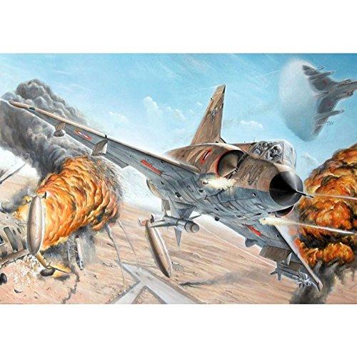 タミヤ イタレリ 1/32 飛行機シリーズ No.2505 ミラージュ IIIC 37505