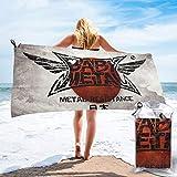"Babymetal ベビーメタル6 Fashion Oversize Quick Dry Super Soft Bath Towel Absorbent Beach Towel 27.5""""x55"""",31.5""""x63"
