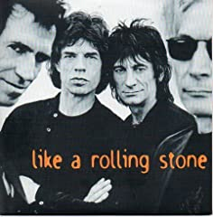 Like a rolling stone 4-track CARD SLEEVE