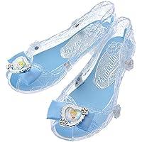 ディズニー公式 シンデレラ ライトアップ  光る シューズ 靴 くつ 18cm 女の子 子供 キッズ Disney Princess Cinderella Shoes