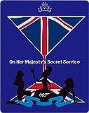 〔スチールブック仕様〕女王陛下の007〔800セット数量限定生産〕[Blu-ray/ブルーレイ]