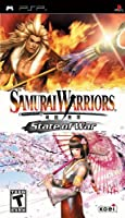 Samurai Warriors State of War - Sony PSP [並行輸入品]