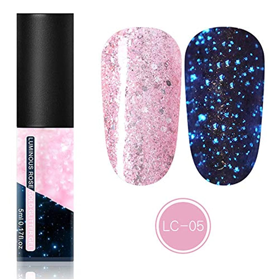 応じる侵略規範feelingood Gel Nail Polish,Fluorescent Gel Nail Polish Glow in Dark Nail Enamel Varnish Gel Manicure Supply