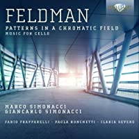 Feldman: Patterns In A Chromatic Field by Marco Simonacci (2014-01-28)