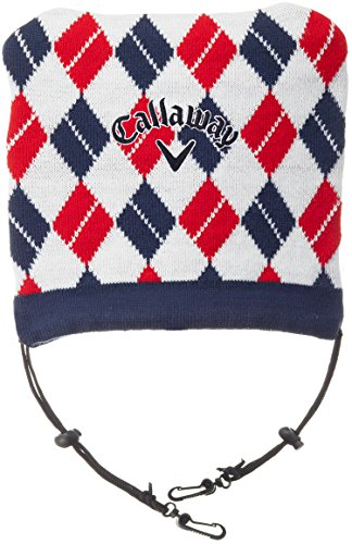 Callaway(キャロウェイ) ヘッドカバー Knit ヘッドカバー アイアン用 メンズ 5517084 ネイビー