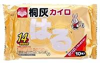 【桐灰化学】 桐灰はる カイロ 1ケース 240枚(10ヶ入×24袋)