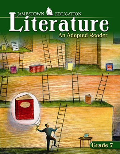 Download Jamestown Education, Adapted Literature, Student Edition Grade 7 (JT ADAPTED LITERATURE SERIES) 0078743141