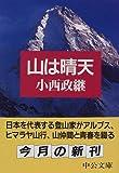 山は晴天 (中公文庫)