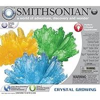 Smithsonian Crystal Growing Gem Kit
