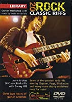Lick Library: 20 Classic Rock Riffs. For ギター