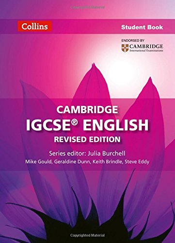 Collins Cambridge IGCSE English – Cambridge IGCSE English Student Book