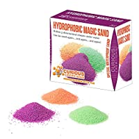 Funtime PL3100 Curious Creations Magic Hydrophobic Sand