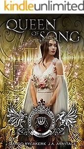 Queen of Song: A Cinderella Retelling (Kingdom of Fairytales Cinderella Book 1) (English Edition)