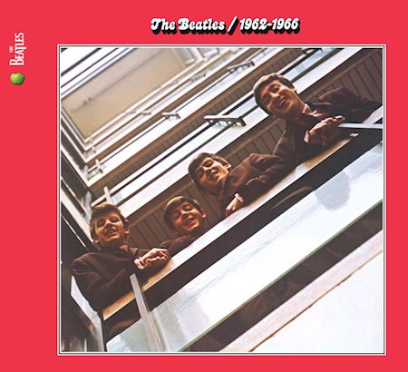 The Beatles - 1962-1966 (Red) (2010 Remastered, 2CD )