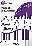 バンドスコアピースBP1983 ONENESS / Roselia ~アプリ「BanG Dream! ガールズバンドパーティ!」より (BAND SCORE PIECE)