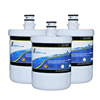 excelpure lt500p交換用for LG lt500p、5231ja2002a、adq72910907、adq72910901、Kenmore 9890、46–9890、469890冷蔵庫水フィルター–3パック