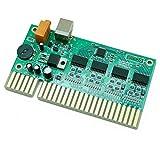 【ゲーセン 筐体 対応/ 2プレイヤー設定可能 JAMMA アーケードスティック をUSBへ変換 / 2軸12ボタン 】JAMMA to USB 変換 コンバータ 基板 [SRPJ1774]