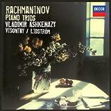 ラフマニノフ:悲しみの三重奏曲第1番&第2番