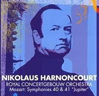 Symphonies No.40 & 41