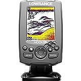 初めての魚探ならこれ!日本語版ロランス2周波カラー魚探 フック3X(GPS無し)