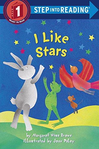 I Like Stars (Step into Reading)の詳細を見る