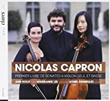 Capron: First Book of Sonatas