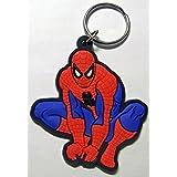 MARVEL SPIDERMAN ( マーベル スパイダーマン ) ラバー キーチェーン ( Rubber Keychain )