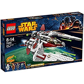 レゴ (LEGO) スター・ウォーズ ジェダイ・スカウトファイター 75051