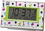 リズム時計 Disney ( ディズニー ) トイ・ストーリー 電波 目覚まし キャラクター 時計 8RZ133MC05