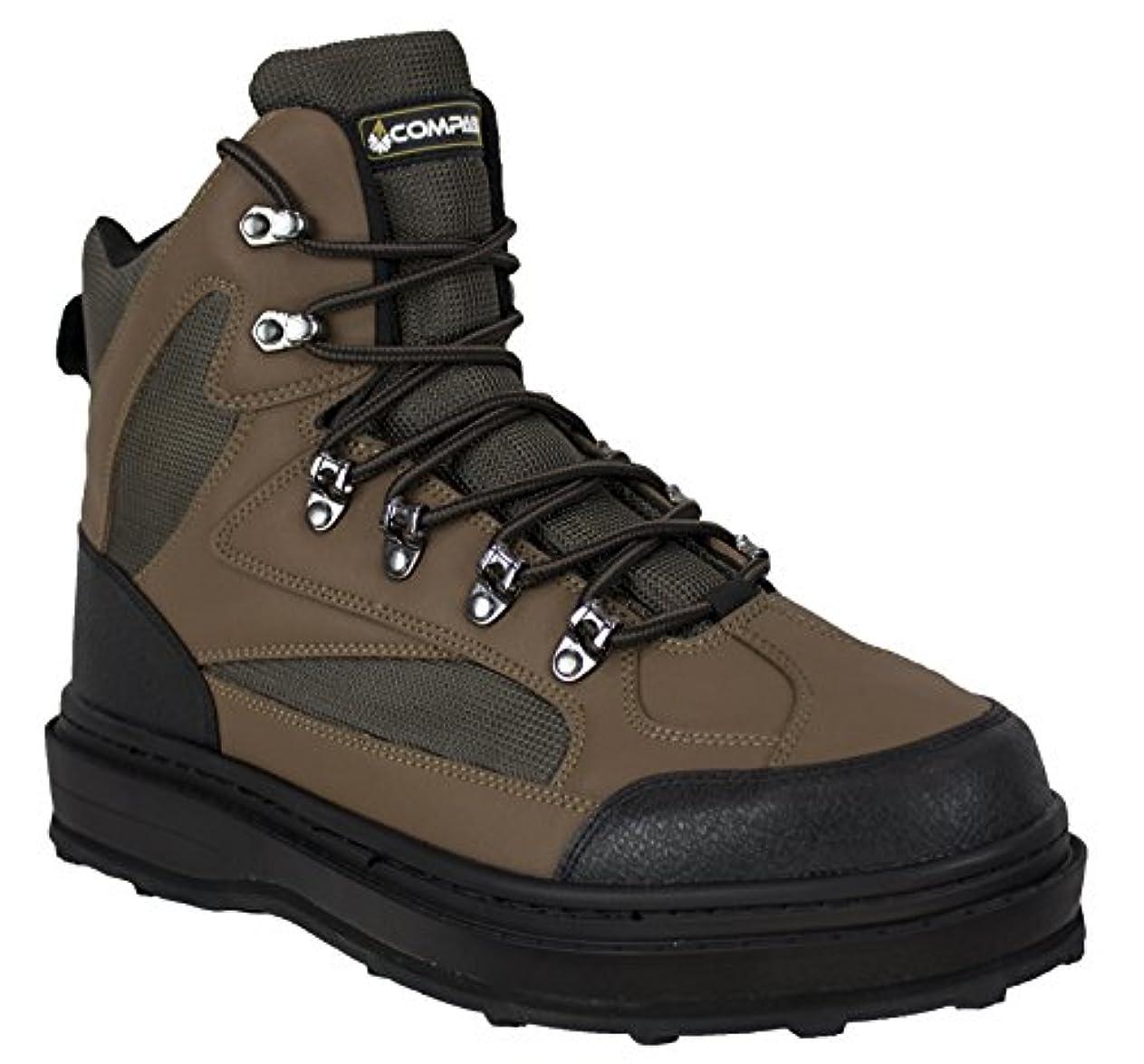 クレアライラック確立コンパス360 Ledges Cleated Sole Wading Shoes