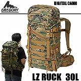 グレゴリー GREGORY グレゴリー リュック デイパック  LZ RUCK 30L デジタルカモ digitalcamo SPEARシリーズ 686384868 エルゼットラック バッグ バックパック・リュックサック