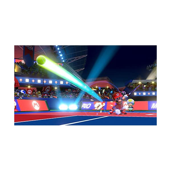 マリオテニス エース - Switchの紹介画像6
