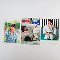 BBM2014リアルヴィーナスカード【23出口クリスタ/柔道】レギュラーカード全3種セット