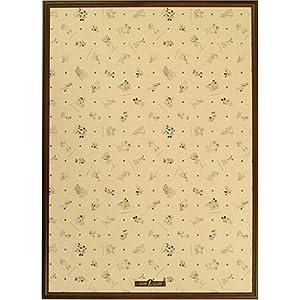 木製パズルフレーム ディズニー専用 2000ピース用 ブラウン (73x102 cm)