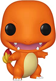 Funko Pop! Games: Pokemon - Charmander Collectible Figure