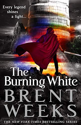 The Burning White (Lightbringer Book 5) (English Edition)