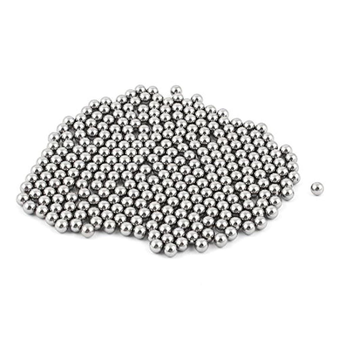 環境に優しいメールを書く水没uxcell 鋼球 自転車 ベアリング鉄ボール バイク交換部品 鉄製 交換部品 シルバートーン 270 x 5.55mm 270個