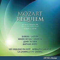 Mozart Requiem by Karina Gauvin