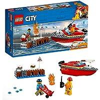 レゴ(LEGO) シティ 対岸の火事 60213 ブロック おもちゃ
