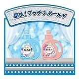 【まとめ買い】 ボールド 洗濯洗剤 液体 アロマティックフローラル&サボンの香り 詰め替え 超特大 1.26kg×2個