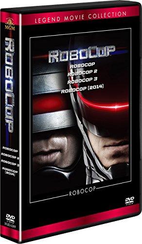 ロボコップ DVDコレクション(4枚組)