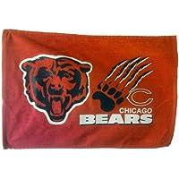 Chicago Bears 36cm X 50cm NFL Orange Sport Towel