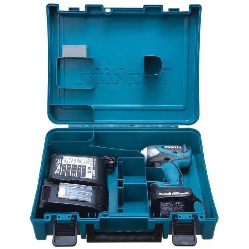 マキタ 充電式インパクトドライバ 14.4V TD135DSH バッテリー1個付き