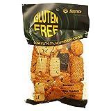 Sunrise Gluten Free Seaweed Rice Crackers (100g) 日の出グルテンフリーの海藻せんべい( 100グラム)