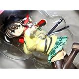 閃乱カグラフィギュア 飛鳥&柳生 美少女 学生 忍者 アニメ ゲーム プライズ フリュー(全2種フルセット)