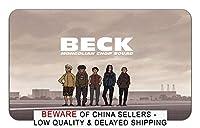 """BeckアニメマウスパッドPlaymat ( 24"""" x 14""""インチ)"""