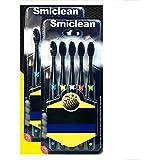 柔らかく、小さいヘッド歯ブラシ、大人のタケ木炭旅行家10の棒